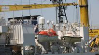 Tàu tuần tra bờ biển Nhật Bản cập cảng Tiên Sa