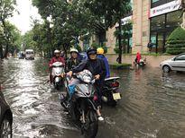 Cảnh báo chi tiết 18 điểm ngập sâu cần tránh tại Hà Nội khi mưa lớn