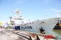 Cảnh sát biển Việt Nam và Nhật Bản sẽ diễn tập huấn luyện chung trên biển