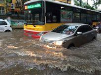 Hà Nội: Lượng mưa sáng 13.6 có nơi lên tới 87,2mm