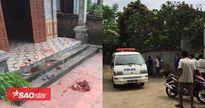 Phú Thọ: Mẫu thuẫn gia đình, con đâm bố ruột rồi tự sát