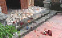 Phú Thọ: Con trai 9x đâm chết bố rồi tự sát