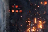 Chàng trai cõng mẹ tật nguyền chạy 24 tầng thoát đám cháy khủng khiếp ở London