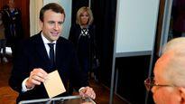 Bầu cử Hạ viện Pháp: Đảng của Tổng thống Macron thắng áp đảo