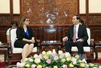 Quan hệ Việt Nam - Israel đã có những bước phát triển quan trọng