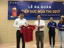Trước trận tái đấu SLNA, Lê Công Vinh lo tiếp sức mùa thi