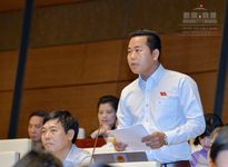 Kỳ họp thứ 3, Quốc hội khóa XIV: Khuyến khích người dân bảo vệ, phát triển rừng
