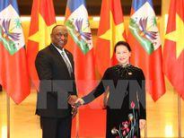 Việt Nam, Haiti tăng cường hợp tác nhiều mặt