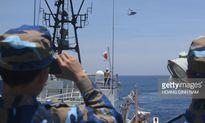 Mục kích tàu CSB Việt Nam diễn tập với Nhật Bản