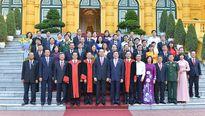 Chủ tịch nước bổ nhiệm Phó Chánh án TANDTC và Thẩm phán TANDTC