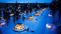 Khách sạn kính huyền ảo ở Phần Lan