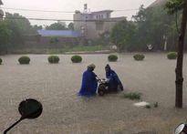 Thái Nguyên: Huyện Phú Bình công bố tình trạng khẩn cấp vì thấm đập Hồ Núi Cốc