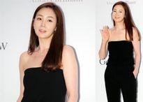 Ở tuổi 42, Choi Ji Woo vẫn trẻ đẹp 'thách thức thời gian' khiến nhiều người phát hờn