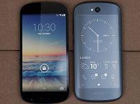 Smartphone màn hình 2 mặt sẽ là xu hướng tương lai?