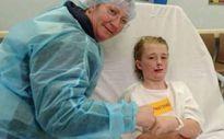 Cậu bé 9 tuổi che chắn cho em bé khi bị chó tấn công
