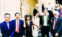 GS Ngô Bảo Châu được phong viện sĩ viện hàn lâm khoa học Pháp