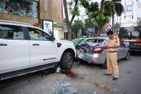 Vụ 'xe điên' gây tai nạn trên phố Bà Triệu khiến 2 người thương vong: Sẽ khởi tố lái xe bán tải