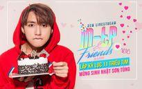 Fan 'rủ' nhau lập kỷ lục mừng sinh nhật Sơn Tùng M-TP