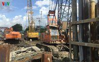 TPHCM: Nhiều nhà dân nứt, lún do làm công trình chống ngập