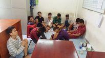 Triệt phá băng cướp chuyên dùng dao kiếm gây án ở Sài Gòn