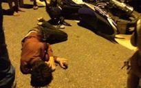 Cô gái 'tuổi teen' đuổi bắt tên cướp giật điện thoại ở Sài Gòn