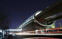 Bắc Kinh xây dựng loạt trạm tàu điện ngầm như phim khoa học viễn tưởng