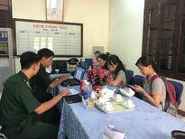 Tịch thu giữ băng rôn gọi biển Việt Nam là 'Đại Nam Hải'
