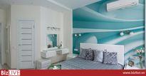 Thiết kế đẹp 'hút hồn' trong căn hộ 53m2