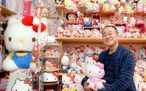Ngắm Bộ sưu tập Hello Kitty lớn nhất thế giới của cụ ông Nhật Bản