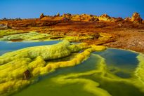 Vẻ đẹp hút hồn của phong cảnh và con người Ethiopia