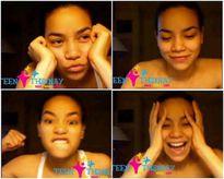 Hé lộ nhan sắc thật sự của Hồ Ngọc Hà thời còn chat webcam