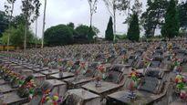 Đồng chí Vũ Văn Kiểm hy sinh tại Binh trạm 36