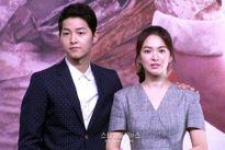 Song Joong Ki và Song Hye Kyo đã bí mật đính hôn