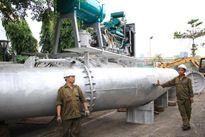 Cận cảnh siêu máy bơm chống ngập ở TP HCM