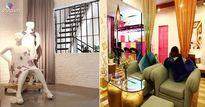 Không gian sống lạ mắt của hai nhà thiết kế thời trang nổi tiếng Vbiz