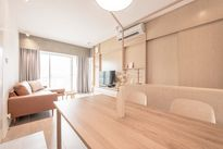 Căn hộ nhỏ hoàn hảo với nội thất tối giản