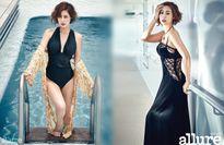 Cựu Hoa hậu Hàn Quốc 50 tuổi vẫn thon gọn ngỡ ngàng