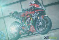 Hàng độc MV Agusta F4 RR độ Ver.2 từ Baby Speed MotoClub