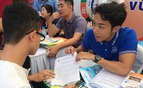 Nhiều trường nhận điểm đăng ký xét tuyển trên sàn