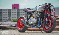 Môtô Yamaha XJR1300 'lột xác' cafe racer siêu chất