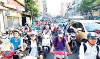 TPHCM có thể cấm xe máy từ 2030