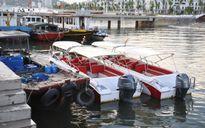 Lại phát hiện tàu chở khách tham quan vịnh Hạ Long trái phép