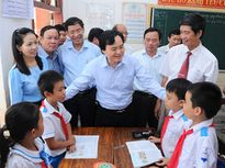 Bộ trưởng Phùng Xuân Nhạ yêu cầu nhân rộng những điểm sáng