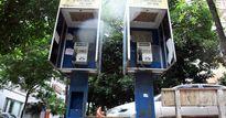 Tận thấy những bốt điện thoại cuối cùng ở Hà Nội