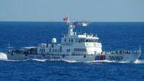 Tàu Trung Quốc đi vào vùng biển Nhật Bản