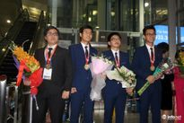 Đội tuyển Olympic Hóa học mang 'cơn mưa' giải thưởng về nước