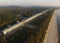 Khu nghỉ dưỡng 10.000 phòng của trùm phát xít Hitler