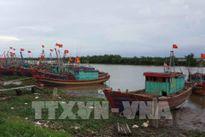Ứng phó với bão số 2: Thái Bình chủ động di dời người dân tại khu vực xung yếu