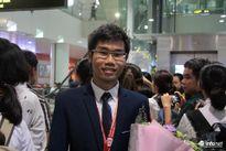 Nam sinh đoạt 2 HCV Olympic Hóa học quốc tế muốn trở thành bác sĩ