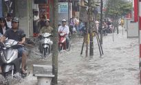 Những tuyến đường Hà Nội có thể ngập sâu khi mưa lớn
